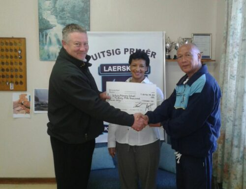 CBA gives back to Uitsig Primary
